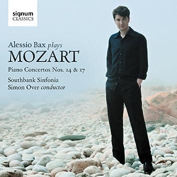 Alessio Bax plays Mozart