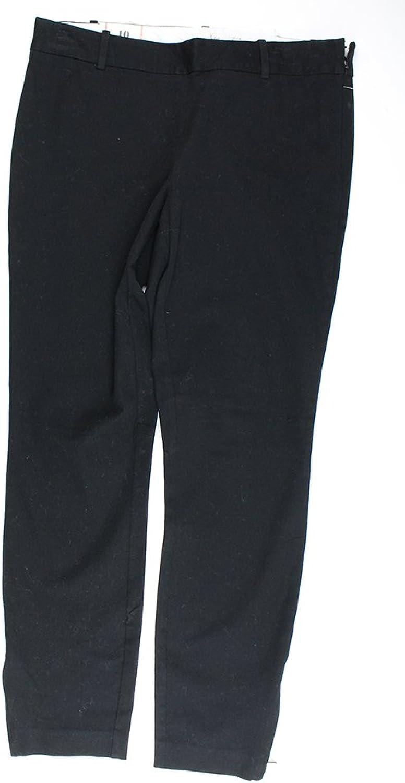 Maison Jules Black HighWaisted Pants Msrp