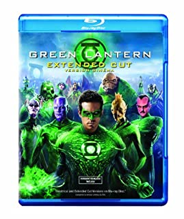 Green Lantern: Extended Cut (Blu-ray) (B005JFFYUW) | Amazon price tracker / tracking, Amazon price history charts, Amazon price watches, Amazon price drop alerts