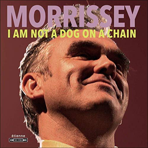 I Am Not a Dog on a Chain (Vinyl Picture Transparent Red) [Vinilo]