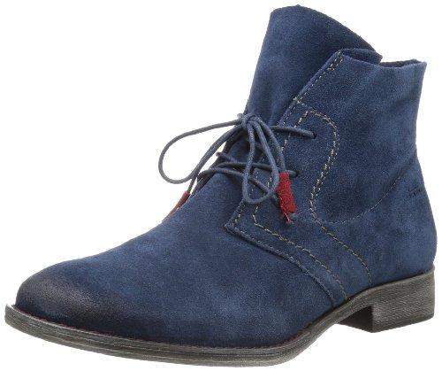 Tamaris Damen Trend Desert Boots, Blau (Navy 805), 37 EU