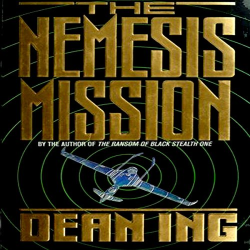 The Nemesis Mission audiobook cover art