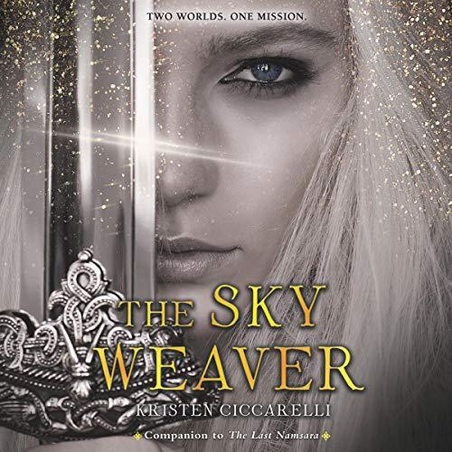 Couverture de The Sky Weaver