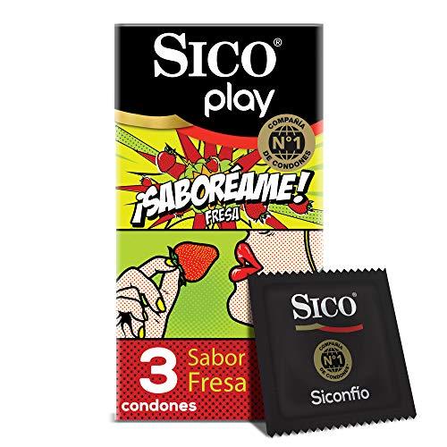 Lubricante Esperma marca Sico