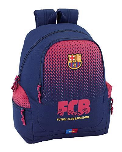 Safta Mochila juvenil F.C. Barcelona Corporativa Oficial 320x170x430mm