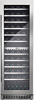 "Professional 24"" Built-in Dual Zone Wine Cooler"