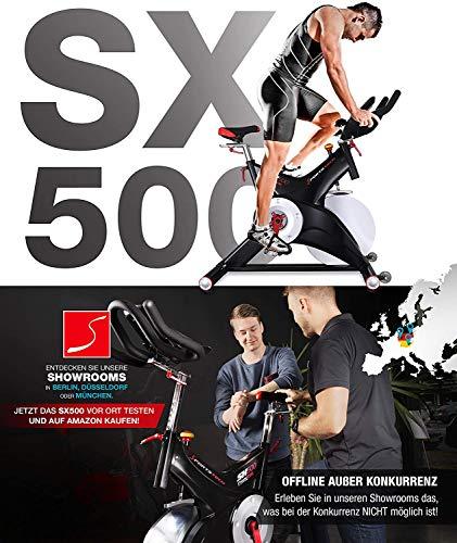 Sportstech Indoor Speedbike SX500 Bild 3*