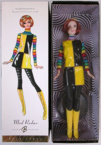 Barbie Mod Redux available only through Barbie Collector.com (2004)