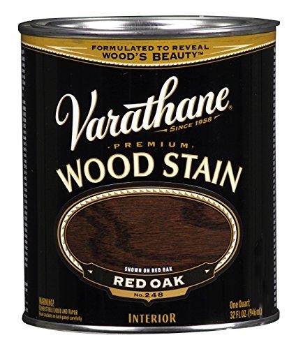 Rust-Oleum 211723H Oil Base Stain, Quart, Red Oak, 32 Fl Oz