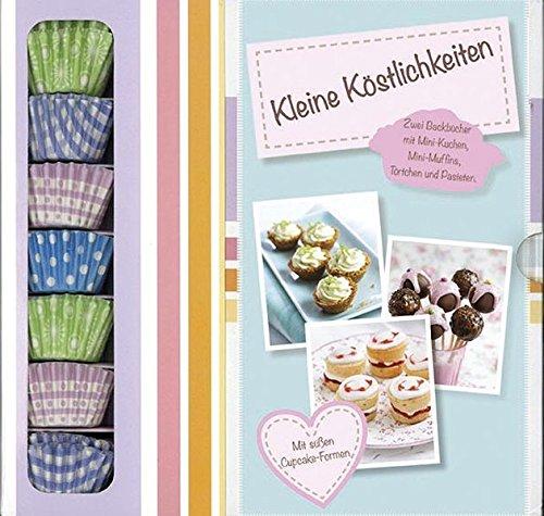 Kleine Köstlichkeiten: 2 Bücher im Schuber mit Papierförmchen