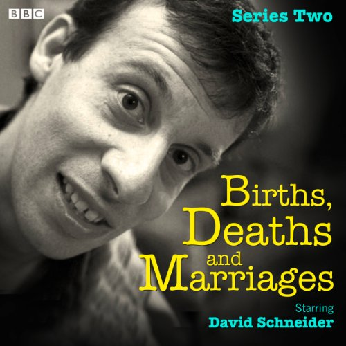 Births, Deaths and Marriages: Series 2 audiobook cover art
