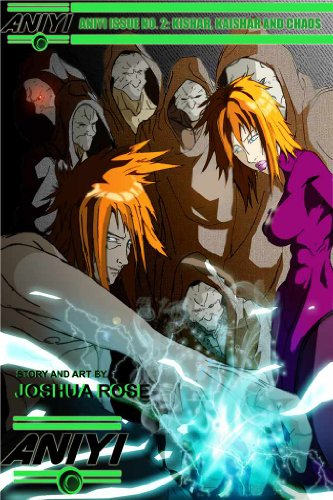 Aniyi Vol.2 (Shonen Manga) (English Edition)