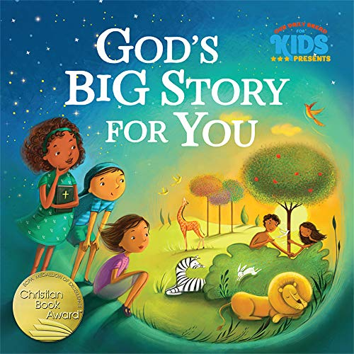 God's Big Story for You (Our Daily Bread for Kids Presents)
