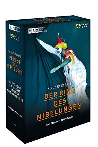 Richard Wagner: Der Ring des Nibelungen (Mannheim 2013) [5 DVDs]