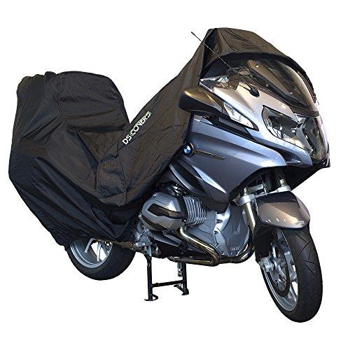 DS Covers 73160613Alfa Topcase Motorrad, XXL, schwarz