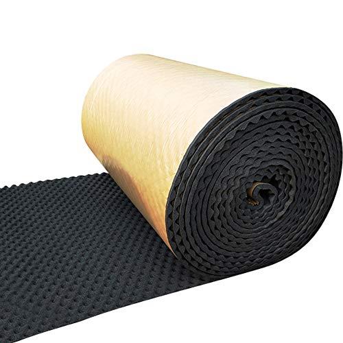 Giytoo 100x50 cm 20 mm dik auto Sound Deadeer akoestisch ruisonderdrukking schuim subwoofer mat