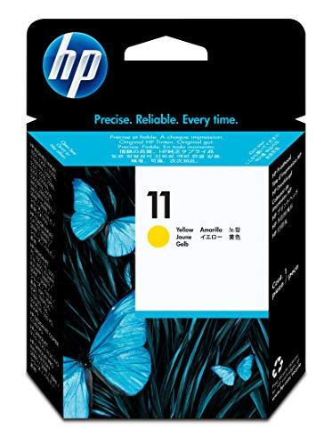 HP 11 printkop Drukkop 1 geel
