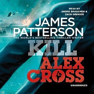 Kill Alex Cross cover art