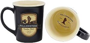 Americaware SEMYST01 Yellowstone Emblem Mug