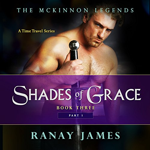 Shades of Grace: Book 3, Part 1 audiobook cover art