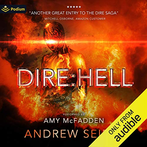 Dire: Hell Audiobook By Andrew Seiple cover art