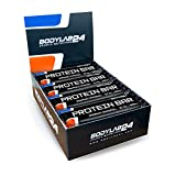 Bodylab24 Barrette Proteiche 12x65g   Barretta ricca in proteine   27,3g di proteine per barretta, basso...
