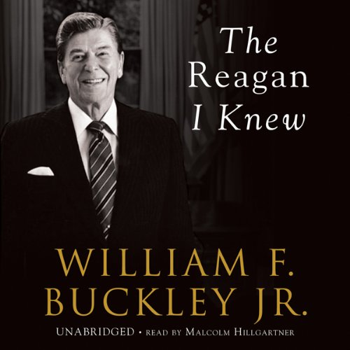 The Reagan I Knew cover art