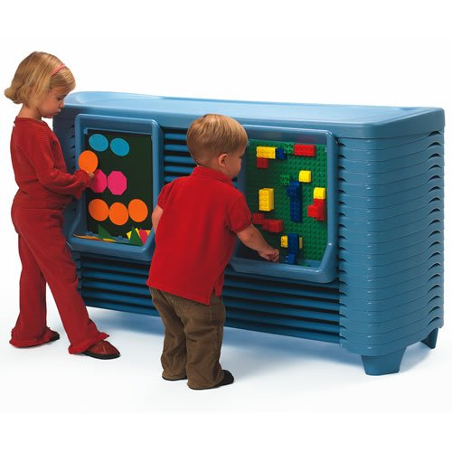 Great Deal! SpaceLine Cot & Playmats (Set of 20) Color: Teal Green