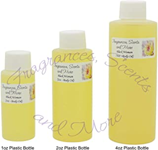 black woman fragrance oil