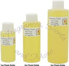 Black Woman Perfume/Body Oil (7 Sizes) - Free Shipping (4oz Plastic Bottle (120ml))