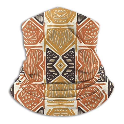 Lzz-Shop nekwarmer tribal Afrikaanse haarband sjaal wikkelsjaal slangsjaal voor vissen sport gezicht
