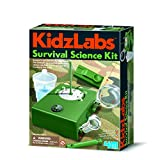4M- Kidzlabs Kit de Supervivencia, Multicolor (403395)