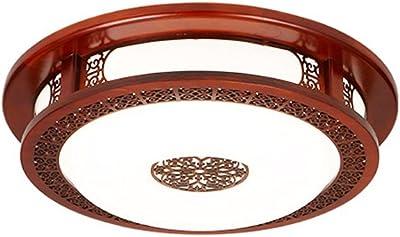 Plafoniere Lampada moderna in acrilico in legno di soffitto, Luce da soffitto Creative Lighthouse Plafoniere