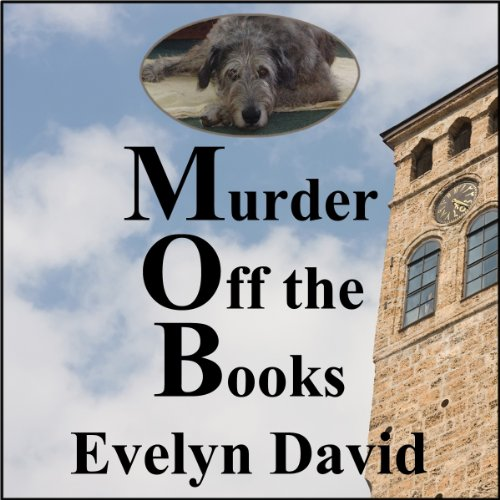 Murder Off the Books cover art