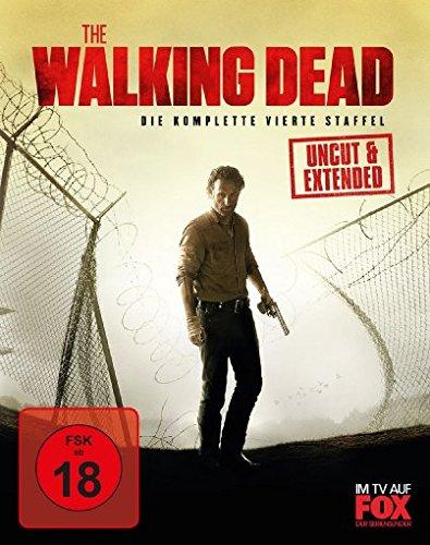 The Walking Dead - Staffel 4 (Uncut) [Blu-ray]