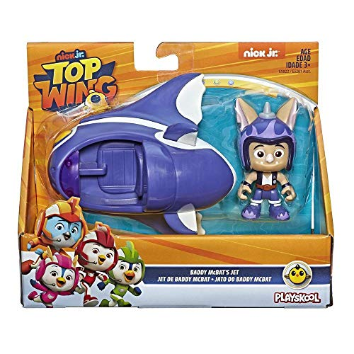 Hasbro Top Wing Figur + Figur Bad, U