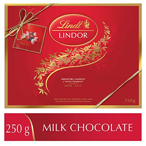 Lindt Lindor Prestige Milk Chocolate Gift Box, 250g