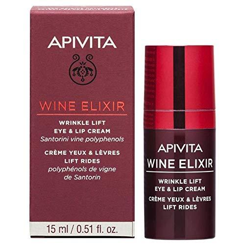 Apivita Wine Elixir Contorno Ojos y Labios 15 ml