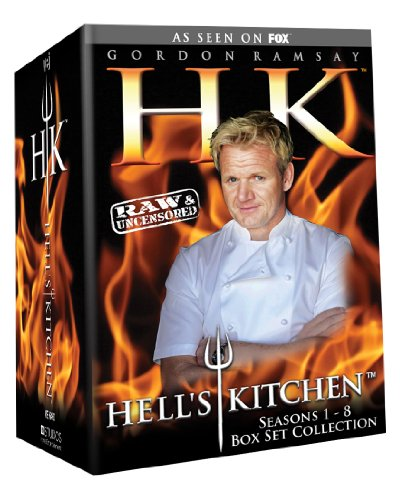 Price comparison product image Hell'S Kitchen Season 1-8