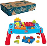 Mega Bloks First Builders Build 'n Learn Table [ Exclusive]