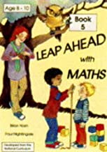 Leap Ahead with Maths: Book 5 (Bk. 5)