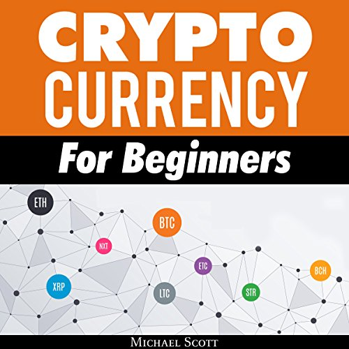 Cryptocurrency for Beginners audiobook cover art