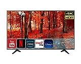 Hisense Televisión 2020 4K SmartTV Led con Sistema Roku   Compatible con Google Assistant y Alexa  ...