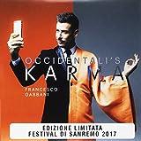 Occidentali'S Karma - Vinile 7 Colorato (Blu Trasparente)(Sanremo 2017) (Vinile)