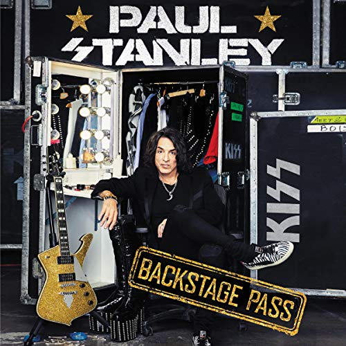 Page de couverture de Backstage Pass