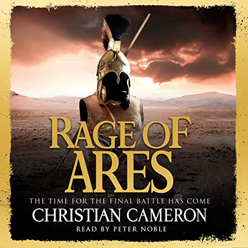 Rage of Ares cover art