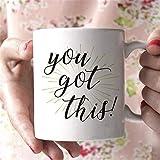 N\A Tienes Esta Taza, compañero de Trabajo Que se va, Regalo para el compañero de Trabajo Que se va, Taza de café inspiradora, Regalo de compañero de Trabajo, Regalos de Oficina