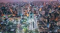 1000人のピースジグソーパズル設定教育玩具夜景でザ・シティパズルのおもちゃのために子供の大人のクリスマス誕生日新年のギフト