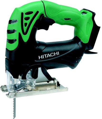 Hitachi cj18dsllw–Stichsäge a Akku 18V Li Ion 2Akkus 4,0Ah Bodengleiter
