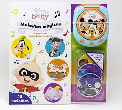 Disney Baby. Melodías mágicas: Cuento con reproductor musical